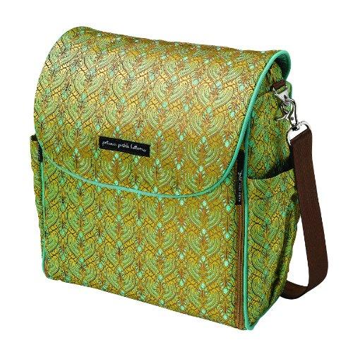 petunia pickle bottom boxy backpack diaper bag venus roll designer nappy bags nappy bags. Black Bedroom Furniture Sets. Home Design Ideas