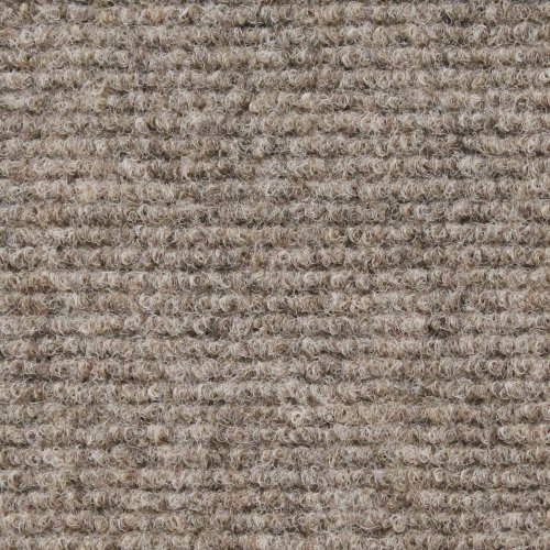 indoor outdoor carpet with rubber marine backing brown 6 x 30