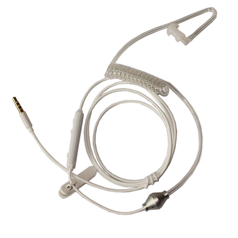 Air tube ear piece