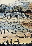 echange, troc Henry-David Thoreau - De la marche