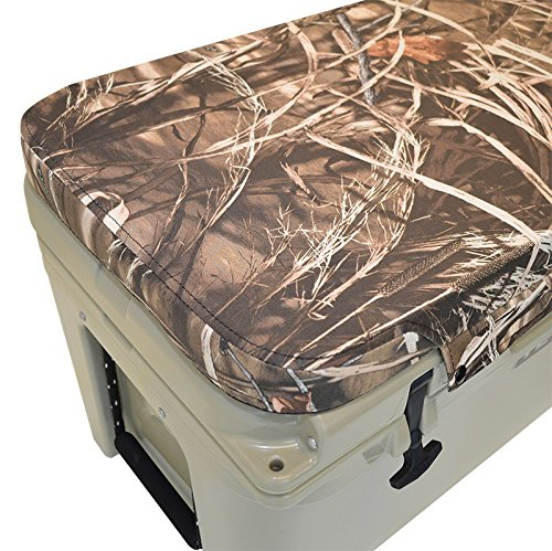 YETI Tundra 35 Cooler Seat Cushion - Camo Max 4 (Yeti Coolers Cushions compare prices)