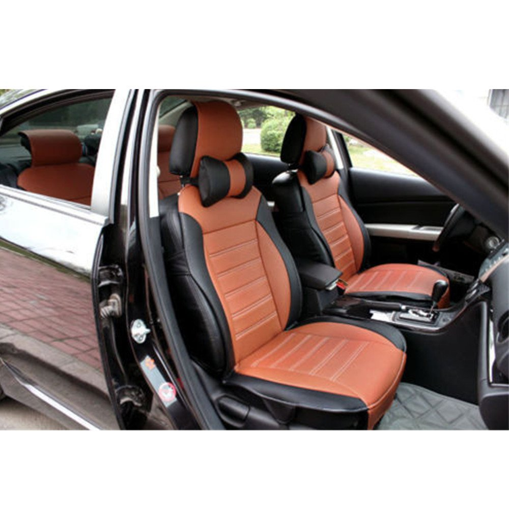 brown leather car seat covers images. Black Bedroom Furniture Sets. Home Design Ideas