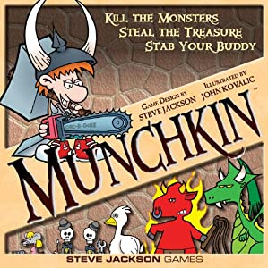 Munchkin Deluxe