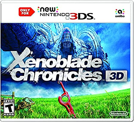 Xenoblade Chronicles 3D - Nintendo 3DS