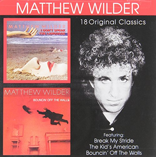 MATTHEW WILDER - I Don