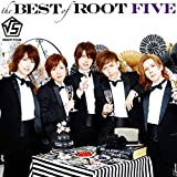 the BEST of ROOT FIVE(CD+DVD)(豪華CD+DVD盤)