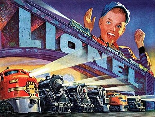 Lionel Catalog Series: 1952 a 500-Piece Jigsaw Puzzle by Sunsout Inc.