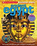 Penelope Arlon Scholastic Discover More: Ancient Egypt