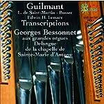 Transciptions D'Oeuvres De Saint-Saen...