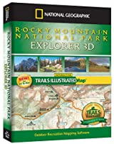 National Geographic Rocky Mountain National Park Explorer