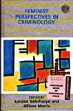 img - for Feminist Perspectives in Criminology (New Directions in Criminology Series) book / textbook / text book