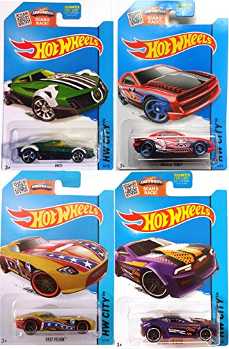Hot Wheels Twister Aluminum