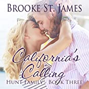 California's Calling: Hunt Family, Book 3 | Brooke St. James
