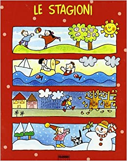 Le stagioni: Nicoletta Costa: 9788845079269: Amazon.com: Books