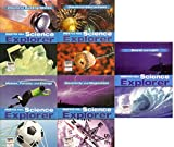 img - for 5 Volumes of Prentice Hall Science Explorer K, L, M, N, & O Student Edition: K) Chemical Building Blocks L) Chemical Interactions M) Motion, Forces, & Energy N) Electricity & Magnetism O) Sound & Light book / textbook / text book