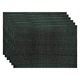Primeway - Surfers Paradise Basketweave 6 Pcs Table Mat
