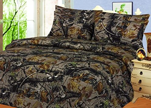 Camouflage Bedding Sets King