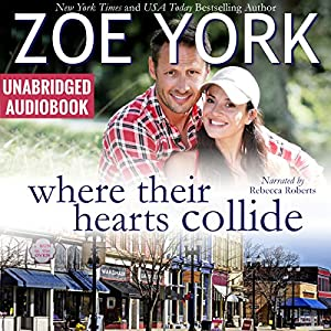 Where Their Hearts Collide Audiobook