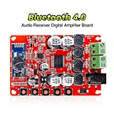 ELEGIANT TDA7492P 2 x 50 Watt Dual Channel Amplifier Wireless Digital Bluetooth 4.0 Audio Receiver Amplifier Board