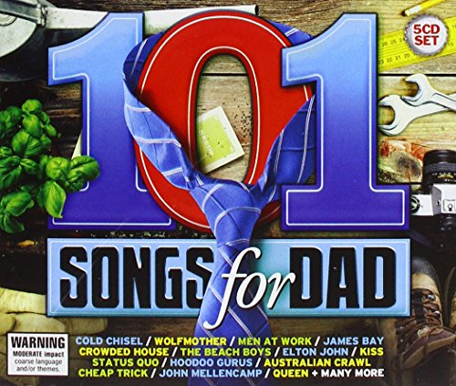 Various - 101 Songs For Dad - Zortam Music