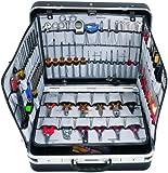 Bernstein Service-Koffer Boss mit 106 Werkzeugen, 6500