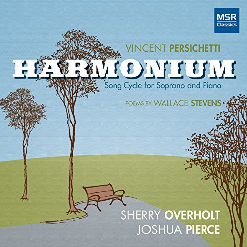 Harmonium - Song Cycle for Soprano and Piano, Op. 50: The Snow Man