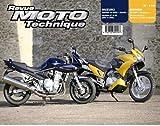 echange, troc Etai - Rmt 148.1 Honda Xl125v Varadero+Suzuki Gsf650/650s