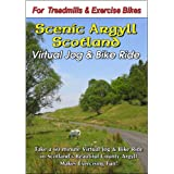 Scenic Argyll Scotland Virtual Jog & Bike Ride Scenery DVD