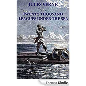 Twenty Thousand Leagues Under the Sea (Illustrated) (English Edition)