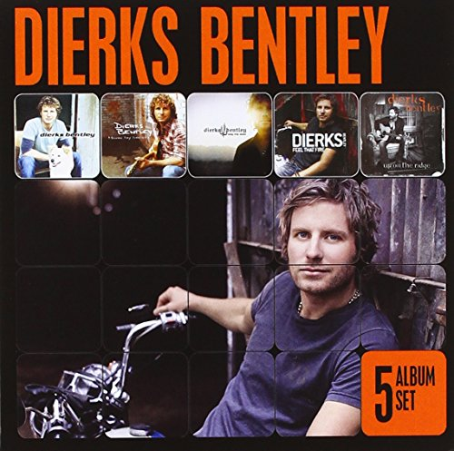 Dierks Bentley - Promo Only Country Radio, June 2010 - Zortam Music