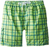 Kanu Surf Men's Big Miles Extended Size Swim Trunk