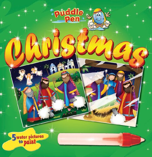 Puddle Pen Christmas (Candle Puddle Pen)