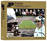 img - for University of Purdue Football Vault Hardcover August 25, 2008 book / textbook / text book