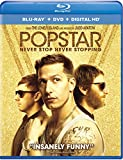 Popstar: Never Stop Never Stopping (Blu-ray + DVD + Digital HD)