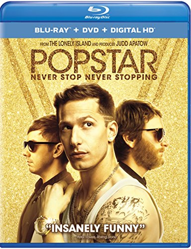 Usher - Popstar: Never Stop Never Stopping (Blu-Ray + Dvd + Digital Hd) - Zortam Music