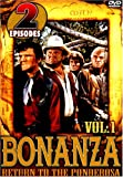 echange, troc Bonanza 2 Episodes Vol 1 [Import USA Zone 1]