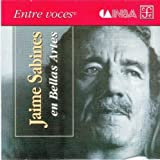 Jaime Sabines en Bellas Artes (Entre Voces) (Spanish Edition)
