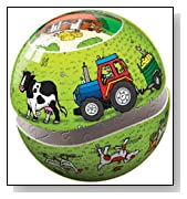 Farm 24 Piece Puzzleball