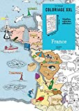 Coloriage XXL France