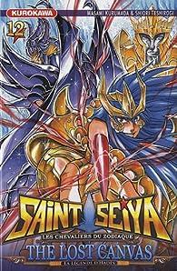 Saint Seiya - The Lost Canvas, Tome 12 : par Shiori Teshirogi