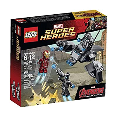 LEGO Superheroes Iron Man vs. Ultron by LEGO