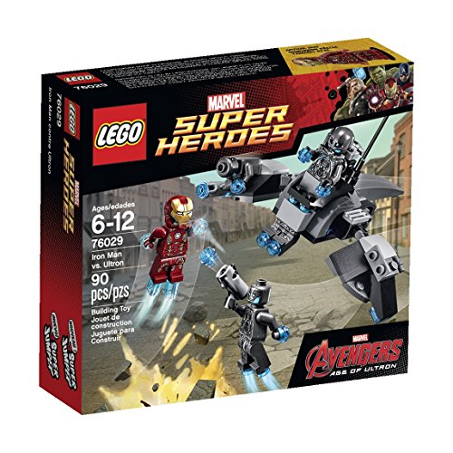 LEGO Superheroes Iron Man vs. Ultron - 1