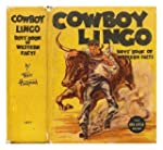 Cowboy Lingo Boys' Book of western facts