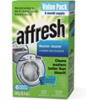 Affresh 6-Tablets 8.4 oz Washer Machine Cleaner