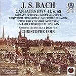 Cantates BWV 41, 6 & 68