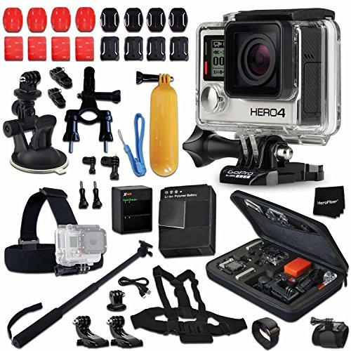 GoPro-Hero-4-HERO4-BLACK-Camera-KIT