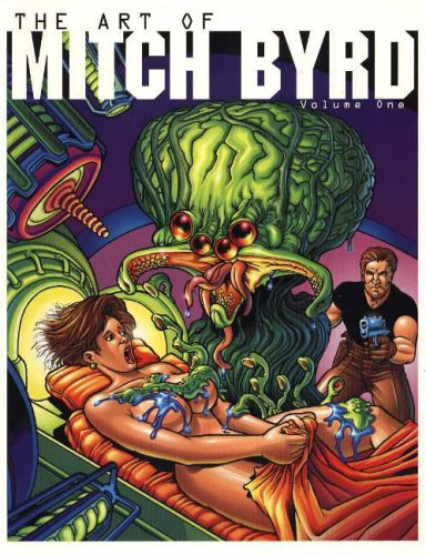 The Art of Mitch Byrd: v. 1