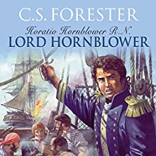 Lord Hornblower Audiobook by C. S. Forester Narrated by Christian Rodska