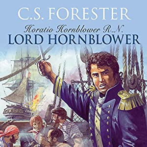 Lord Hornblower Audiobook