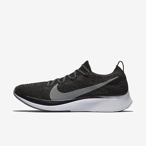 Nike Zoom Fly Flyknit Men's Running Shoe BlackGunsmoke